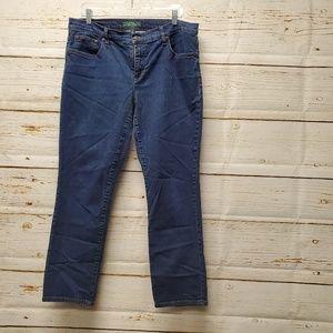 Ralph Lauren Skinny Fit Jeans